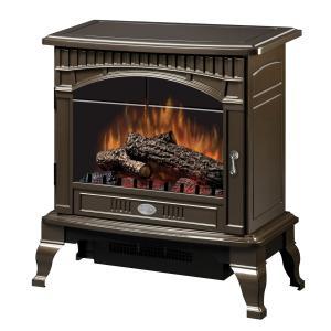 特別割引 定価30%OFF 電気式薪ストーブ DS5629 グロスブロンズ /送料無料/ディンプレックスカナダ/イタヤランバー 暖炉 温風 薪ストーブ|oxford-c
