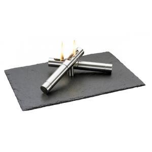カールメルテンス ステンレス 卓上暖炉|oxford-c
