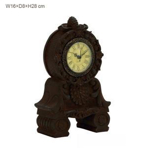 置き時計 70975 送料無料/ アンティーク 輸入雑貨 インテリア レトロ|oxford-c