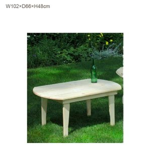 組立キット式ガーデンファニチャー/コーヒーテーブル BC426(パイン材)/送料無料|oxford-c