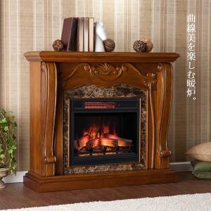 電気式暖炉 カルドナ(3Dパワーヒートタイプ) /送料無料/LLOYD GRANDE/ロイドグランデ/暖炉 温風ヒーター 暖炉型ヒーター 暖房器具|oxford-c