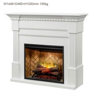 30インチ電気暖炉 クリスティーナ 送料無料/ディンプレックスカナダ/イタヤランバー/暖炉 温風 ゆらぎ リビング 暖房器具|oxford-c
