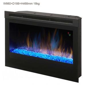 ビルトイン電気式暖炉 DFR2551G 送料無料/ディンプレックスカナダ/イタヤランバー/暖炉 温風 暖炉型ヒーター リビング 暖房器具|oxford-c