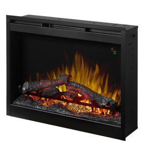ビルトイン電気式暖炉 シンフォニーDFR2651L 送料無料/ディンプレックスカナダ/イタヤランバー/暖炉 温風 暖炉型ヒーター リビング 暖房器具|oxford-c