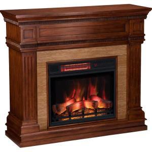 電気式暖炉 フェアクレスト(3Dパワーヒートタイプ) /送料無料/LLOYD GRANDE/ロイドグランデ/暖炉 温風ヒーター 暖炉型ヒーター 暖房器具 oxford-c
