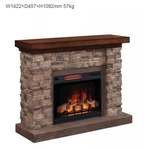 28インチ電気暖炉3Dパワーヒートセット グランドキャニオン 送料無料/LLOYD GRANDE/ロイドグランデ/暖炉 温風ヒーター 暖炉型ヒーター|oxford-c
