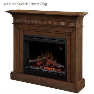電気式暖炉 ハーレイ 送料無料/ディンプレックスカナダ/イタヤランバー/ 暖炉 温風 暖炉型ヒーター リビング 暖房器具|oxford-c