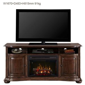 25インチメディアコンソール ヘンダーソン 送料無料/ディンプレックスカナダ/イタヤランバー/暖炉 温風 暖炉型ヒーター リビング 暖房器具|oxford-c