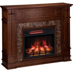 電気式暖炉 ハイゲート(3Dパワーヒートタイプ) /送料無料/LLOYD GRANDE/ロイドグランデ/暖炉 温風ヒーター 暖炉型ヒーター 暖房器具 oxford-c