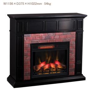 電気式暖炉 キールデール(3Dパワーヒートタイプ)/送料無料/LLOYD GRANDE/ロイドグランデ/暖炉 温風ヒーター 暖炉型ヒーター 暖房器具 oxford-c