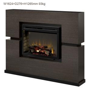 33インチ電気式暖炉 リンウッド マルチファイヤーXD 送料無料/ディンプレックスカナダ/イタヤランバー/暖炉 温風 暖炉型ヒーター リビング 暖房器具|oxford-c