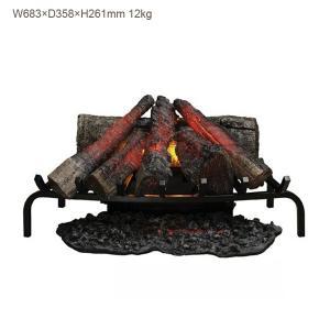 電気式ログセット DLG1058 送料無料/ディンプレックスカナダ/イタヤランバー/暖炉 温風 暖炉型ヒーター リビング 暖房器具 薪ストーブ|oxford-c