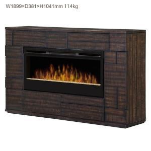 50インチ 電気式暖炉マークス シナジー 送料無料/ディンプレックスカナダ/イタヤランバー/暖炉 温風 暖炉型ヒーター 暖房器具|oxford-c