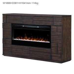 50インチ 電気式暖炉マークス シナジープリズム 送料無料/ディンプレックスカナダ/イタヤランバー/暖炉 温風 暖炉型ヒーター 暖房器具|oxford-c
