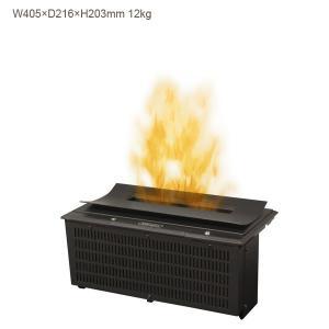 オプティミスト 16インチ カーブドカセット本体 送料無料/ディンプレックスカナダ/イタヤランバー/薪ストーブ オプティミスト 電気暖房 ログセット|oxford-c