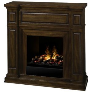 電気式暖炉 レンウィック 送料無料/ディンプレックスカナダ/イタヤランバー/暖炉 温風 暖炉型ヒーター リビング 暖房器具|oxford-c