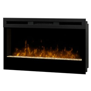 アウトレット012/34インチ ビルトイン&ウォールマウント電気暖炉本体 ウィックソン SR展示品 温風2まで/ガラスにキズあり/送料無料|oxford-c