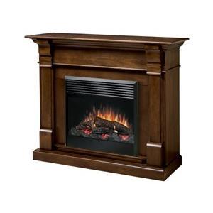 アウトレット015/26インチ 電気式暖炉ヘンリー バーニッシュドウォールナット キズあり(補修済み)/送料無料/ディンプレックスカナダ/イタヤランバー|oxford-c