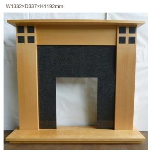 アウトレット030/暖炉棚ティーン752/棚のみ/ロイドグランデ/イタヤランバー/送料無料|oxford-c