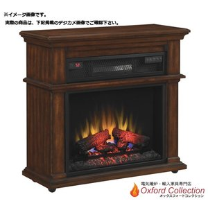 アウトレット 電気式暖炉パワーヒート ベニントン メリディアンチェリー キズ・ヘコミあり/送料無料/|oxford-c