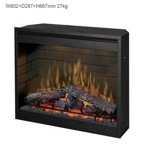 ビルトイン電気式暖炉 オヴェーションDF3015 送料無料/ディンプレックスカナダ/イタヤランバー/暖炉 温風 暖炉型ヒーター リビング 暖房器具|oxford-c