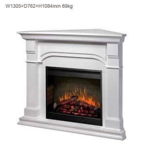 電気式暖炉 オックスフォードホワイトコーナー 送料無料/ディンプレックスカナダ/イタヤランバー/暖炉 温風 暖炉型ヒーター リビング 暖房器具|oxford-c