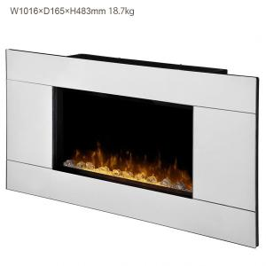 ウォールマウント電気式暖炉 リフレクションズ 送料無料/ディンプレックスカナダ/イタヤランバー/暖炉 温風 暖炉型ヒーター リビング 暖房器具|oxford-c