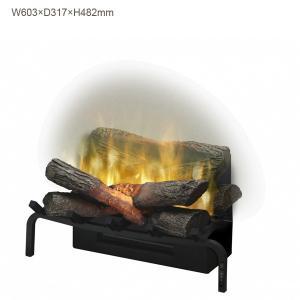 レヴィルーション電気式ログセット RLG20 送料無料/ディンプレックスカナダ/イタヤランバー/暖炉 温風 暖炉型ヒーター リビング 暖房器具 薪ストーブ|oxford-c