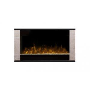 ウォールマウント電気式暖炉 ストラータ 送料無料/ディンプレックスカナダ/イタヤランバー/暖炉 温風 暖炉型ヒーター リビング 暖房器具|oxford-c