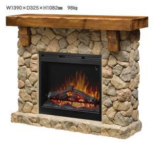電気式暖炉 フィールドストーン 送料無料/ディンプレックスカナダ/イタヤランバー/暖炉 温風 暖炉型ヒーター リビング 暖房器具|oxford-c