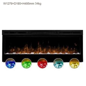 ビルトイン&ウォールマウント電気式暖炉 50インチ シナジープリズム 送料無料/ディンプレックスカナダ/イタヤランバー/暖炉 温風 暖炉型ヒーター 暖房器具|oxford-c