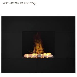 ウォールマウント電気式暖炉 テイト 送料無料/ディンプレックスカナダ/イタヤランバー/暖炉 温風 リビング 暖房器具 オプティミスト|oxford-c