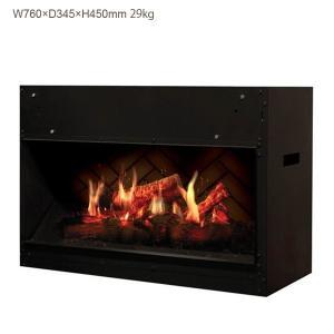 ビルトイン電気暖炉 オプティVソロ 送料無料/ディンプレックスカナダ/イタヤランバー/暖炉 温風ヒーター 暖房 オプティV|oxford-c