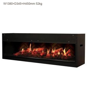ビルトイン電気暖炉 オプティVデュエット 送料無料/ディンプレックスカナダ/イタヤランバー/暖炉 温風ヒーター 暖房 オプティV|oxford-c