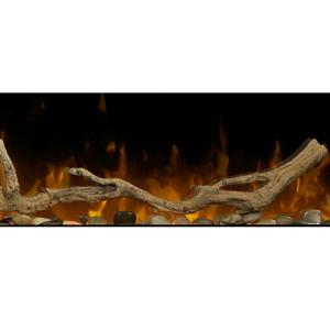 オプション ドリフトウッド&リバーロック 電気式暖炉 ウィックソンプリズム専用 送料無料/ディンプレックスカナダ/イタヤランバー/ 暖炉型ヒーター|oxford-c