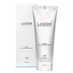 ラゴム LAGOM セルロプ ジェルツーウォータークレンザー 220ml