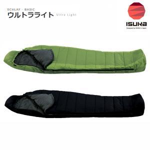 ISUKA(イスカ) ウルトラライト 1052【シュラフ/寝袋/化繊/キャンプ/夏山/10℃】 oxtos-japan
