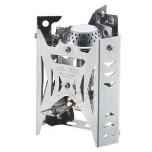 【ポイント5倍】UNIFLAME(ユニフレーム) ミニバーナー US-700 610183|oxtos-japan