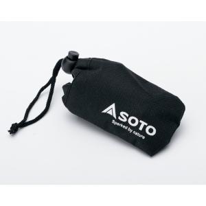 【ポイント5倍】SOTO(ソト)アミカス SOD-320【ガス/ストーブ/コンロ/バーナー/登山】|oxtos-japan|03