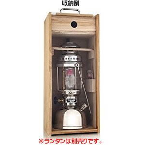 Petromax(ペトロマックス)HK500用 ランタン木製ケース S12372【ランタン/灯油】|oxtos-japan