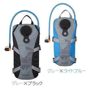 SOURCE(ソース) デュラバッグ3L SH-317【ハイドレーション】|oxtos-japan