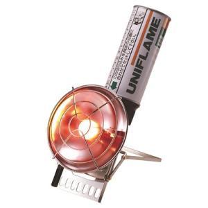 【ポイント5倍】UNIFLAME(ユニフレーム)コンパクトパワーヒーター UH-C 630051|oxtos-japan