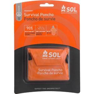 SOL(ソル) サバイバルポンチョ 12515|oxtos-japan