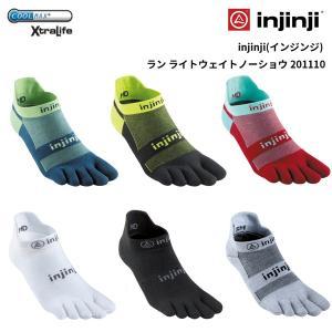 injinji(インジンジ) ラン ライトウェイトノーショウ 201110【ゆうパケット発送可能】|oxtos-japan