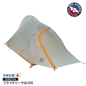 BIG AGNES(ビッグアグネス) フライクリークUL1EX TEXFC114|oxtos-japan