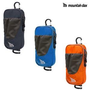 mountain dax(マウンテンダックス) アルパイン ジップポーチ DA-581-17【メール便(ゆうパケット)発送可能】【 登山 ザック リュックサック】|oxtos-japan