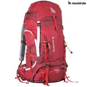【在庫処分】mountain dax(マウンテンダックス) フリーダム30 DM-304-1602/バーガンディ【ザック/リュックサック/登山/山岳】|oxtos-japan