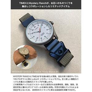 MYSTERY RANCH(ミステリーランチ) MR x TIMEX フィールドウォッチSPパッケージ2|oxtos-japan|02