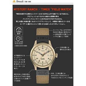 MYSTERY RANCH(ミステリーランチ) MR x TIMEX フィールドウォッチSPパッケージ2|oxtos-japan|03