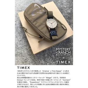MYSTERY RANCH(ミステリーランチ) MR x TIMEX フィールドウォッチSPパッケージ2|oxtos-japan|07